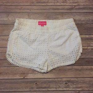 White Lily Shorts